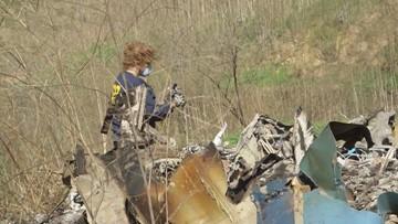 Investigation into helicopter crash underway