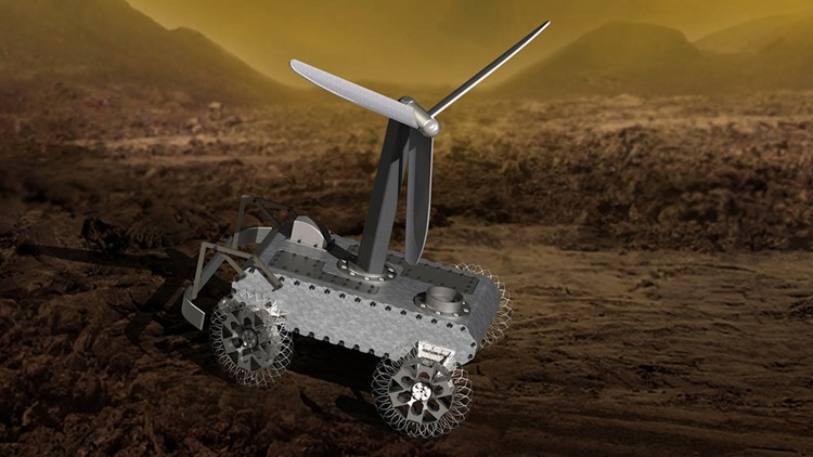 Help NASA Design a Rover That Can Survive Hellish Venus