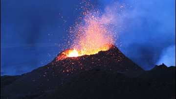 Could We Solve Our Trash Problem By Dumping It Into Volcanoes?