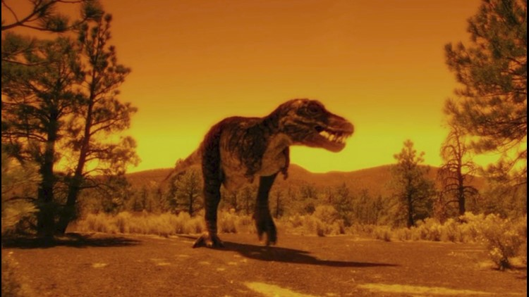 The Fearsome T-Rex Was a Teenage Bully