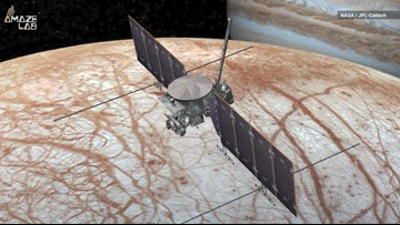 NASA Confirms Mission to Jupiter's Moon Europa to See If It Can Support Life