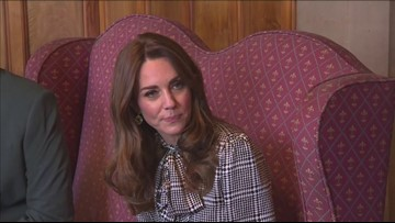 Kate Middleton Shared Some Exciting News During Her Latest Royal Engagement
