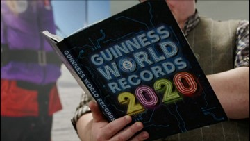 Record Breaking! 600,000 People Will Attempt To Break Records On Guinness World Records Day!