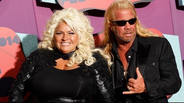Funeral held for Beth Chapman, wife of 'Dog the Bounty Hunter'