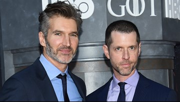 'Game of Thrones' showrunners behind next 'Star Wars' film