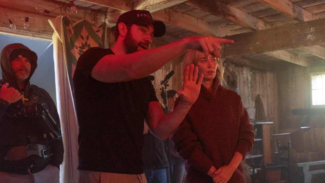 A year later, Krasinski's 'Quiet Place' ready to make noise