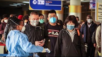 China, South Korea report more virus cases; 4th Diamond Princess passenger dies