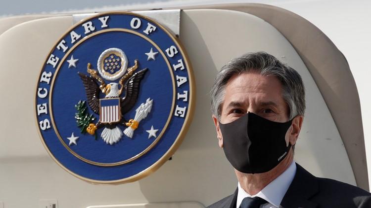 US Secretary of State in Afghanistan to sell Biden troop withdrawal