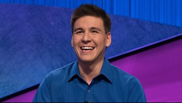 James Holzhauer cruises to victory in 'Jeopardy!' return