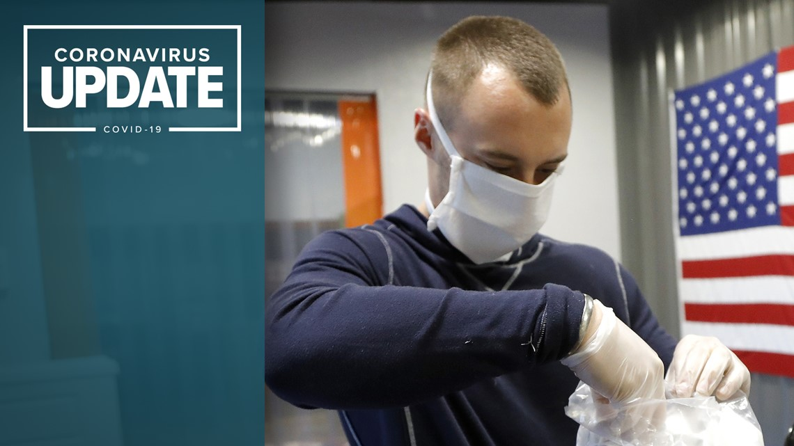 Coronavirus live updates: CDC eyeing potential guidance change for people exposed to virus
