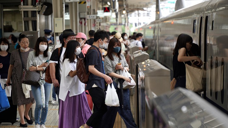 Tokyo sees virus record at Olympics midpoint