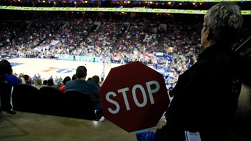 NBA suspending season over coronavirus concerns
