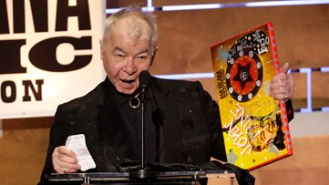 'Sing his songs'   John Prine's family offers update after he was hospitalized with COVID-19 symptoms