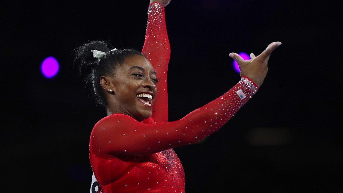 Swan song? Simone Biles gears up for one more Olympic ride