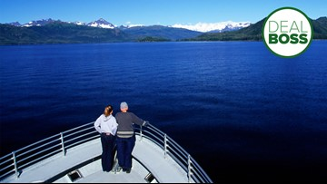 How to cruise to Alaska for $50 per night
