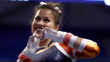Auburn gymnast's plea: 'My pain is not your entertainment'