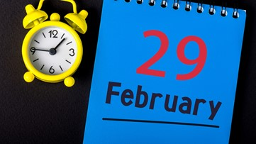 Saturday is 'Leap Day' 2020 - But why is there a leap year?