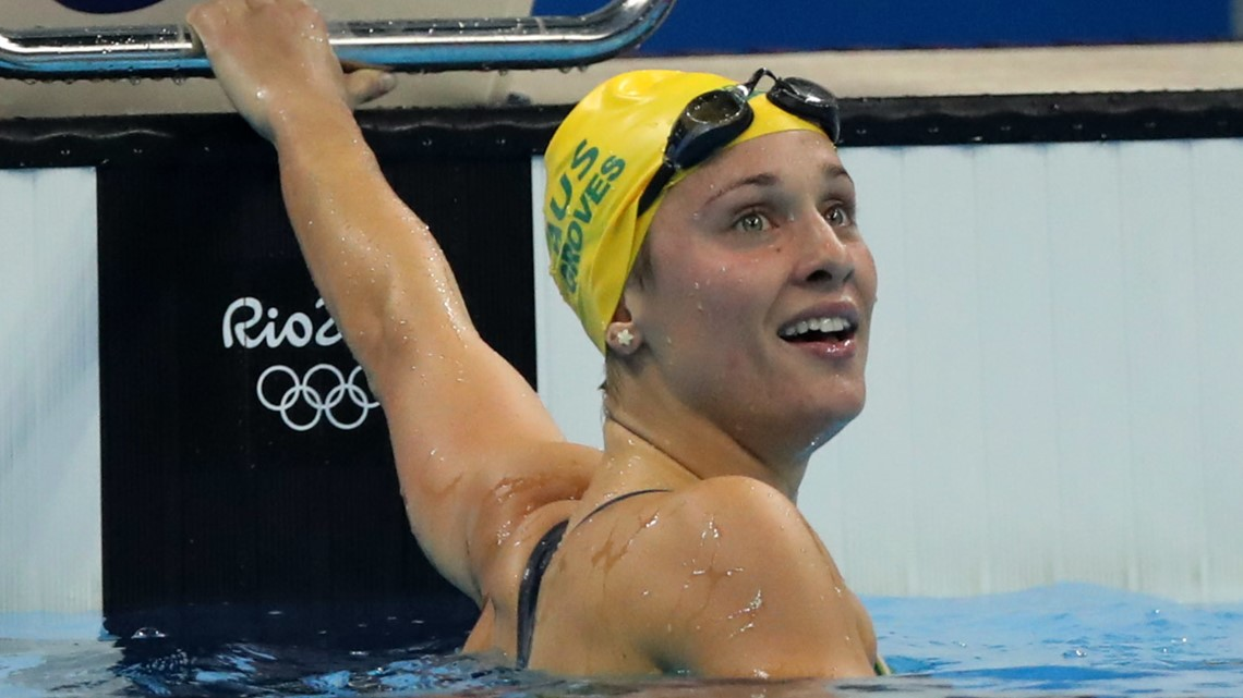 Australian swimmer backs out of Olympic trials, blames 'misogynistic perverts'