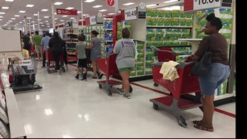 Target cash registers back online after nationwide outages