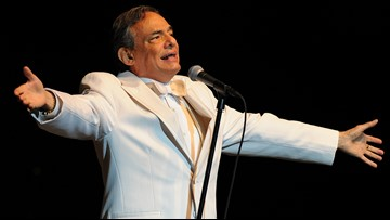 Legendary Mexican crooner José José dies from cancer