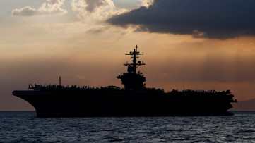 Navy fires captain of USS Theodore Roosevelt who requested COVID-19 help