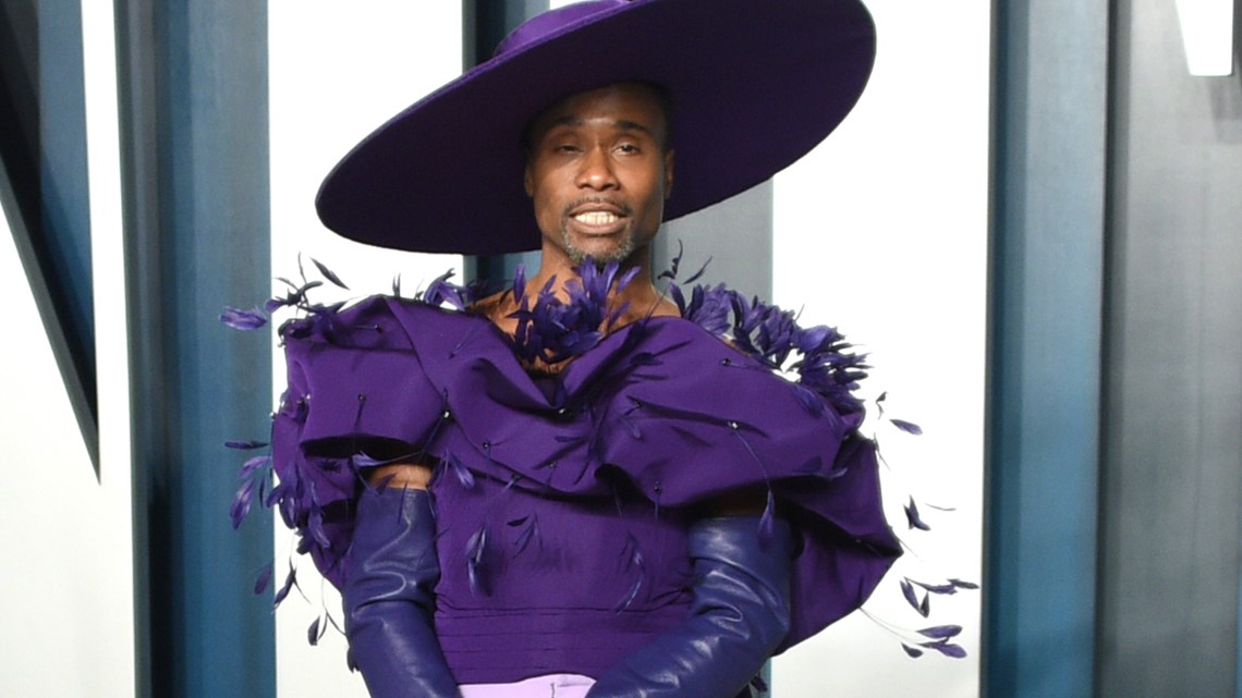 Actor Billy Porter says he's been HIV-positive for 14 years