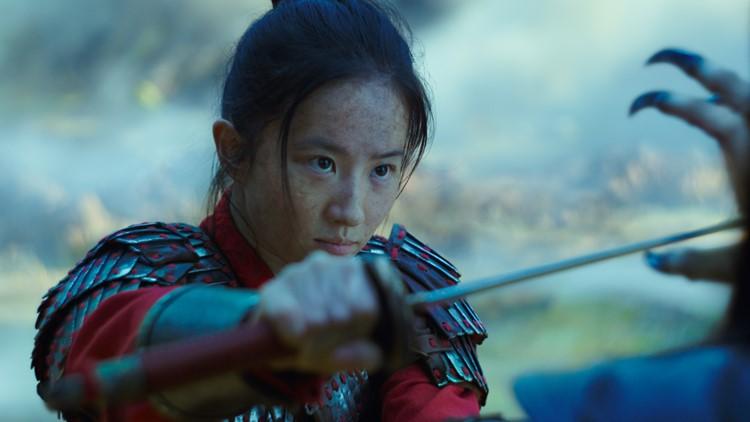 Mulan remake Yifei Liu