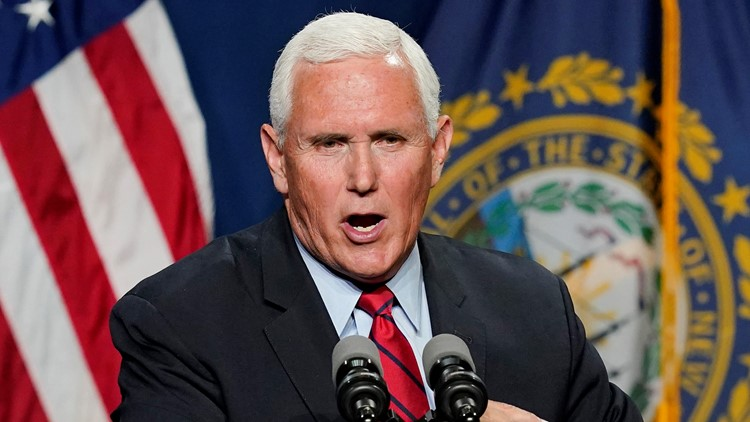 Pence says it's 'un-American' to think he could solely overturn election