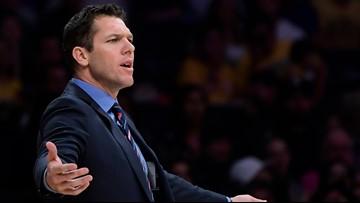Lakers, coach Luke Walton part ways after 3 losing seasons