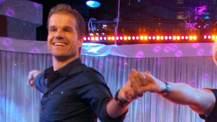 GMA Dancing with the Stars  Louis van Amstel