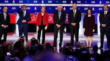 Debate kicks off with attacks against Bloomberg, Sanders
