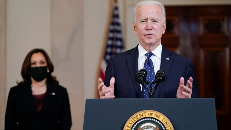 President Biden after Chauvin trial guilty verdict: 'We can't stop here'