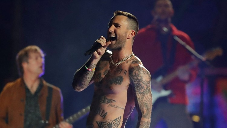 Super Bowl flashback: Adam Levine's nipples flood FCC complaint inbox