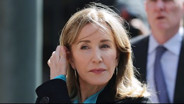 Feds seek month in jail for Felicity Huffman in college admissions scandal