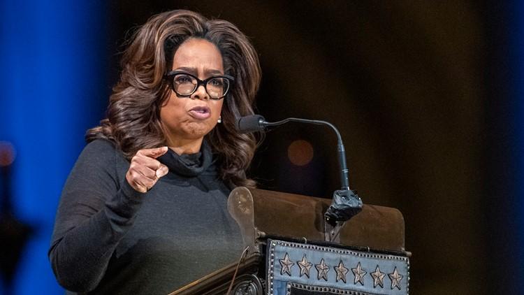 CBS Gayle King Oprah Winfrey