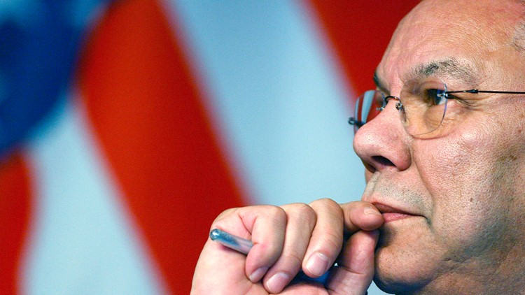 Multiple myeloma: Colin Powell treated for blood cancer prior to his death