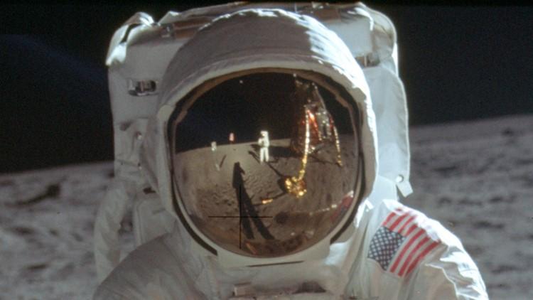 Moon Landing Hoax Theories