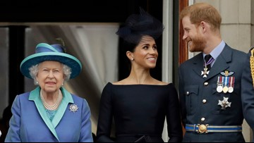 Prince Harry and Meghan Markle to give up 'royal highness' titles
