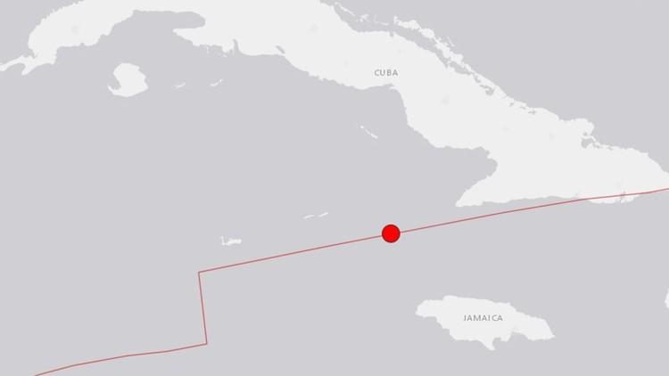 Cuba Jamaica earthquake 2020