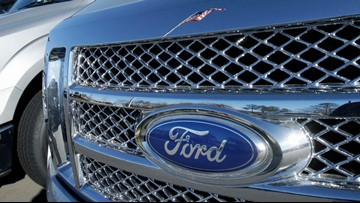 Ford recalls F-150s over loose cable that can cause stalling or fires