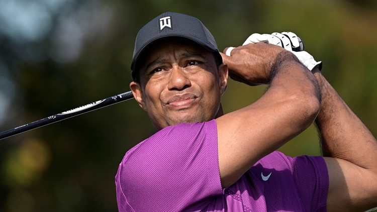 Tiger Woods was driving more than 80 mph when he crashed SUV
