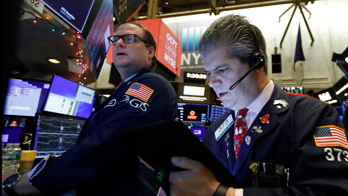 Stocks open higher on Wall Street; markets remain unsettled