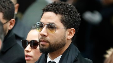 Actor Jussie Smollett pleads not guilty to restored charges in Chicago