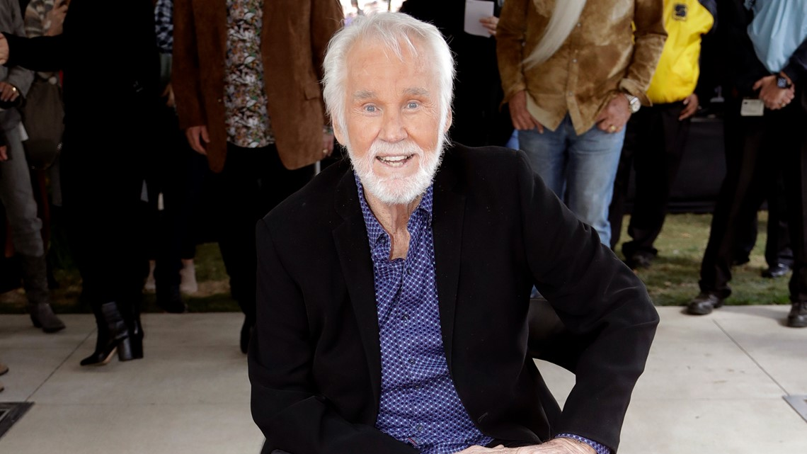 Grand Rapids Gas Prices >> Kenny Rogers admitted to Georgia hospital for dehydration ...