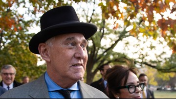 Roger Stone's lies undermined Russia probe, prosecutors allege at closing