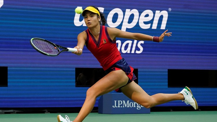 Emma Raducanu completes unprecedented US Open title run
