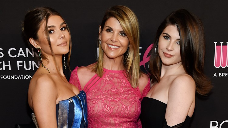Fake crew resume allegedly used by Lori Loughlins