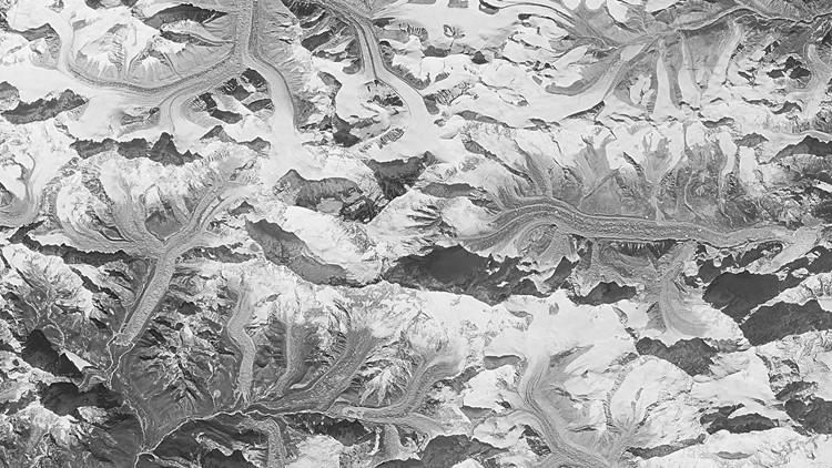 Melting Himalayas