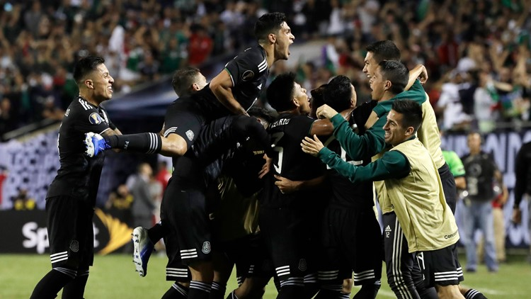 United States loses soccer 2019 Gold Cup Final to Mexico