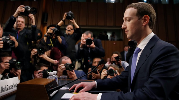 Facebook FTC Complaint Zuckerberg testimony April 2018